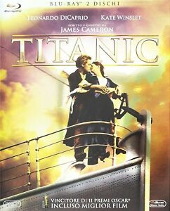Blu-Ray-Titanic-2-Blu-Ray-6-ore-di-Contenuti-Speciali-NUOVO