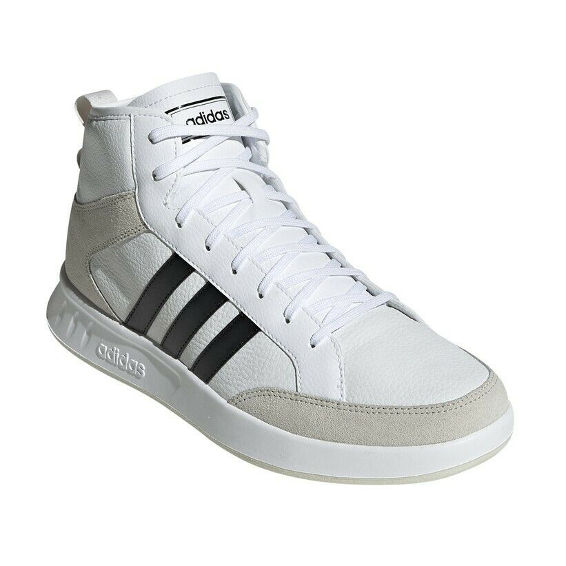 schuhe Adidas Tennis Men EE9678 Leather Turnschuhe 80s Icons