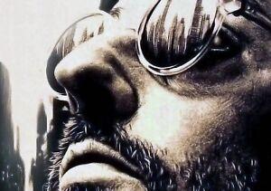 LEON-THE-PROFESSIONAL-Movie-PHOTO-Print-POSTER-Textless-Film-Art-Jean-Reno-001