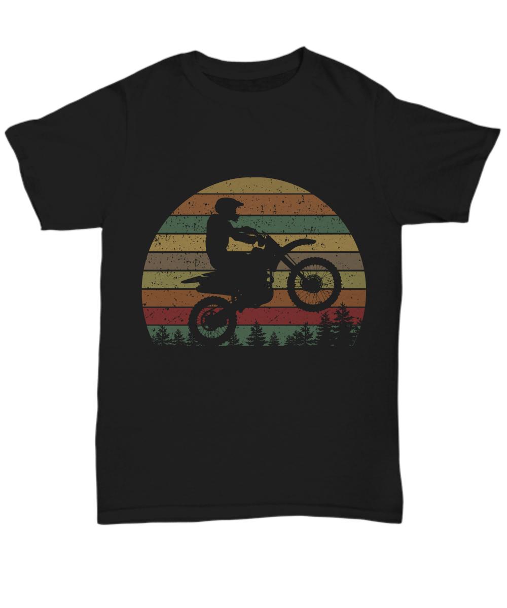 Novelty Isle Of man Road Race Biker Vintage motorcycle Motif mens t-shirt gift