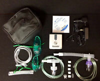 Devilbiss Traveler Portable Nebulizer Without Battery Free Priority Shipping