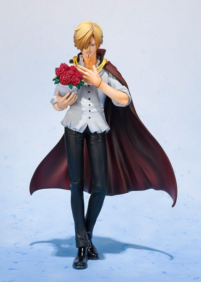 One Piece Zero Sanji Whole Cake Island Figuarts Figure TAMASHII WEB EXCLUSIVE