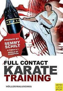 Full-Contact-Karate-Training-by-Hoeller-Jurgen-Paperback-book-2011
