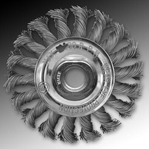 Drahtbürsten für Winkelschleifer Ø 65-125 mm mit M14 Aufnahme