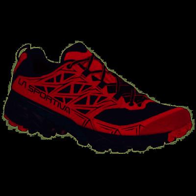 La Sportiva Lycan II scarpa uomo trail running rosso chili poppy