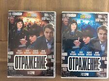 2 x DVD Russische Filme Rus. Sprache Film Русские Фильмы Фильм