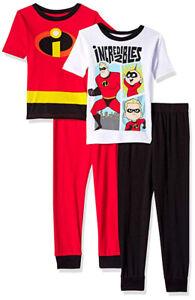 Star Wars Little//Big Boys 4pc Snug Fit Pajama Pant Set Size 4 6 8 10 $48