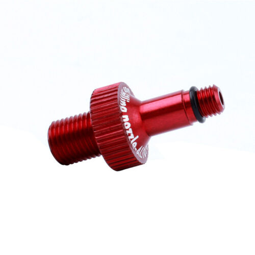 1x Adapter Shock Air Bicycle For MARZOCCHI Pressure Shock Absorber W// Seals Ring