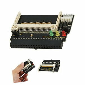 Compact-Flash-CF-to-IDE-Adapter-40-Pin-Female-Card-UK-seller
