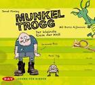 Munkel Trogg - Der kleinste Riese der Welt und der fliegende Esel von Janet Foxley (2013)