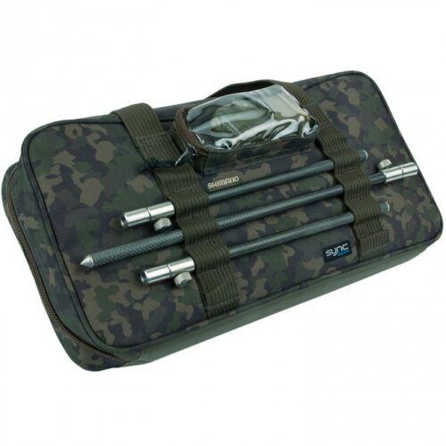 Shimano Trench 3 Rod Buzzer Bar Bag Buzz Bar Bag NEW Carp Fishing SHTTG15