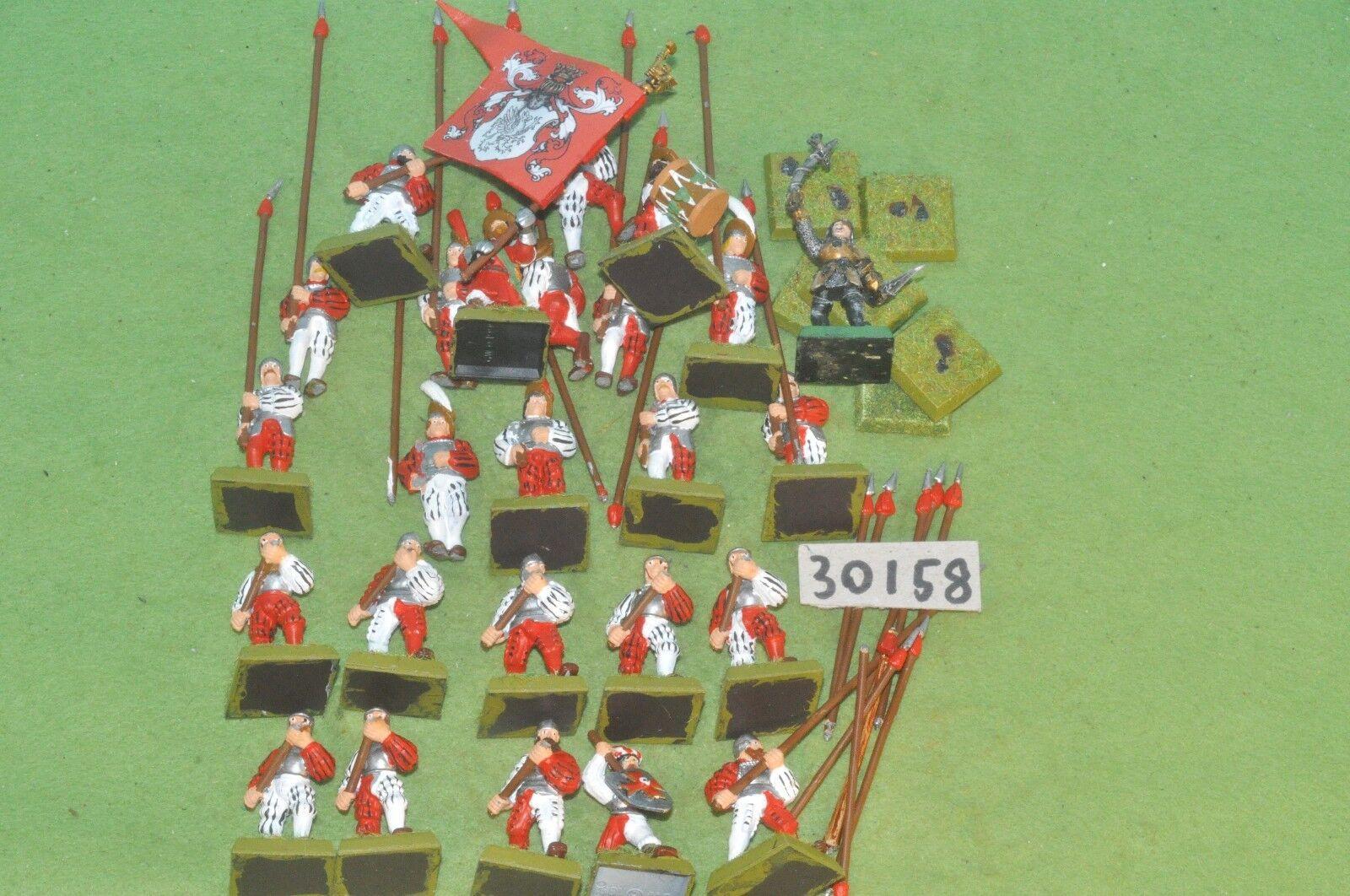 Empire spearmen pikemen 25 sigmar order fantasy (30158) warhammer