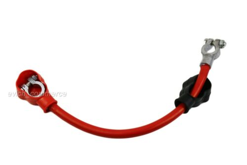 12V-24V Auto Batterie zu Batterie Verbindungskabel Link 2 Polklemmen Pfosten