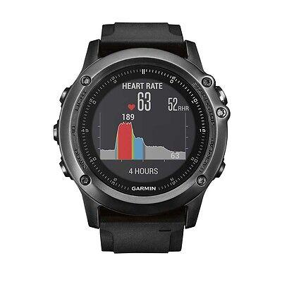 NEW Garmin Fenix 3 HR Sapphire MultiSport Training GPS Watch   from Rebel Sport