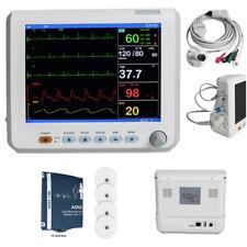 Health Portable Patient Monitor 6 Parameter Icu Vital Sign Cardiac Machine Spo2