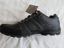 Skechers Mens Memory Foam trainers shoes leather UK 9 EUR 43 28cm NEW RRP £70
