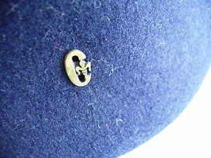 Cappello-coppola-uomo-panno-blu-inverno-originale-Conte-of-Florence-Italia-hat
