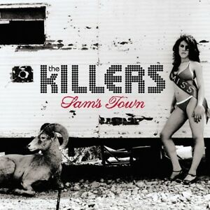 The-Killers-Sam-039-s-Town-New-Vinyl-LP-180-Gram