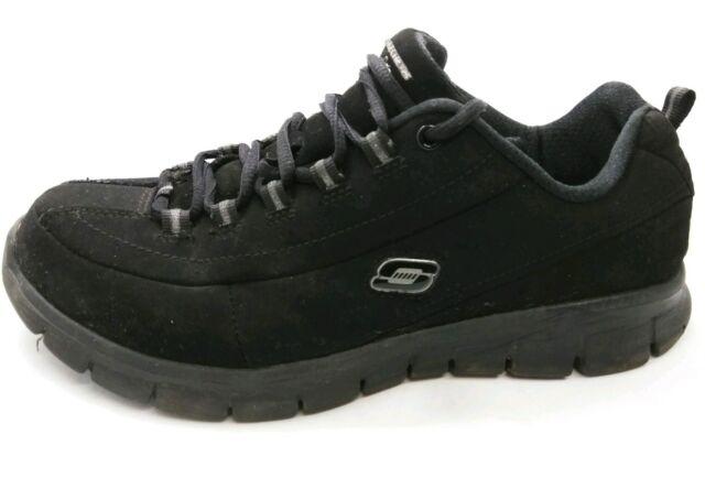 Skechers Elite Synergy Trend Setter Womens Size 11 Shoes Black 11717