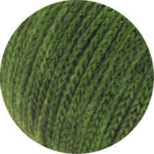 Fb 13,70 €//100g : 50 g Landlust Merino 120 Lana Grossa grün 115 # 2154