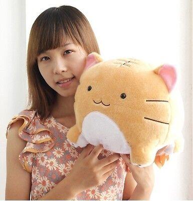 FD4448 Anime Poyopoyo Kansatsu Nikki Plush Cat Neko Doll Anime Cute Animal Toy