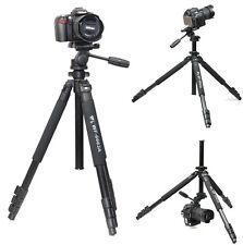 Weifeng WF-6663A Tripod include head for camera Camcorder Binoculars video
