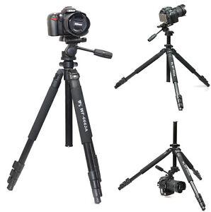 Weifeng-WF-6663A-Tripod-include-head-for-camera-Camcorder-Binoculars-video