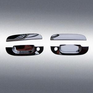 KH+Tailgate cover 94-01 Dodge Ram 1500+2500+3500 Triple Chrome 2 Door handle w
