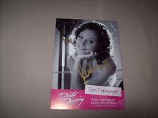 Musical Dirty Dancing Ina Trabesinger HANDSIGNIERT !!!