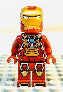 LEGO Marvel Avengers Minifigure IRON MAN HEART BREAKER ...