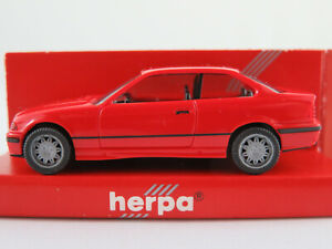 Herpa-021173-BMW-M3-Coupe-1992-1999-in-rot-1-87-H0-NEU-OVP