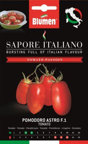 Vegetable Picture Packet Sapori Italiano Tomato Astro F1