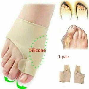 1Pair-Big-Toe-Separator-Orthopedic-Bunion-Corrector-Pain-Relief-Hallux-Valgus