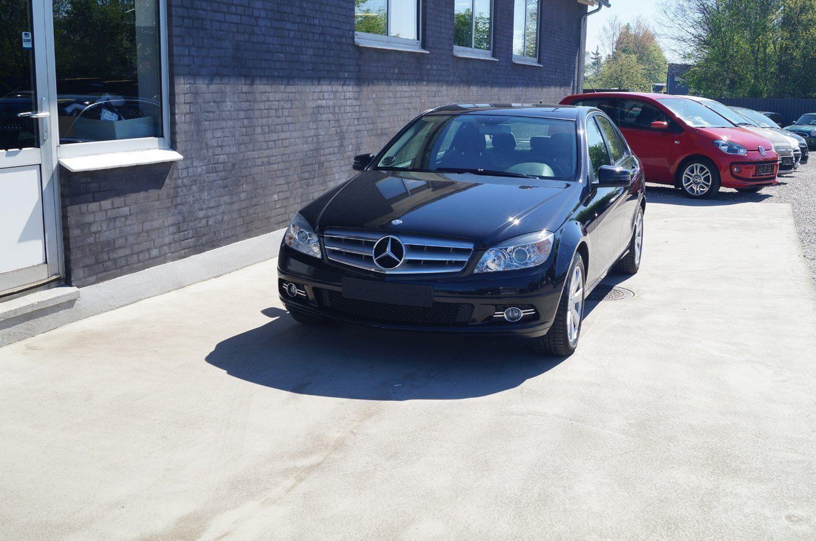 Mercedes C200 1,8 Komp. Classic 4d - 159.999 kr.