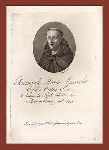 Giacchi-Bernardo-Maria-Oratore-Sacro-Regno-di-Napoli-Mazzarella-da-Cerreto