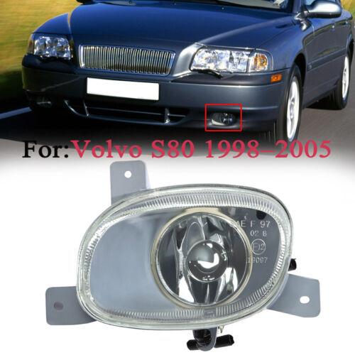 8620224 For Volvo S80 1999-2006 Front Left Driver Side Fog Light Lamp No Bulb