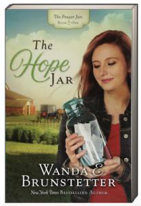 Prayer-Jars-1-The-Hope-Jar-by-Wanda-E-Brunstetter-Paperback-Like-New