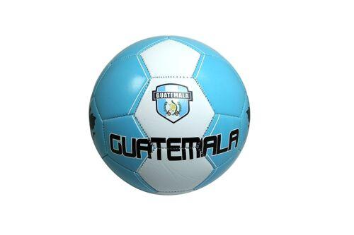 Iconsports Guatemala World Soccer Ball World Cup Size 5-01-1