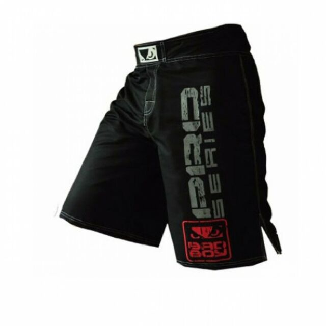 Boxing Shorts MMA Fitness Training Pants Men Kickboxing Fighting Sports Gym New