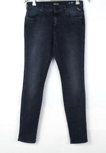 REPLAY Women Stella Slim Skinny Stretch Jeans Size W26 L38