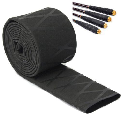 Non-slip Heat Shrink Wrap Tubing Fishing Rod Handle Insulation Racket Grip