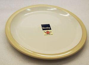 Image is loading DENBY-CARAMEL-DINNER-PLATE & DENBY CARAMEL DINNER PLATE   eBay