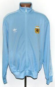 ARGENTINA 2006 FOOTBALL JACKET JERSEY SIZE XL ADIDAS ORIGINALS RETRO STYLE