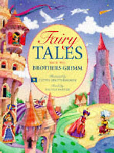 Fairy-Tales-from-the-Brothers-Grimm-Grimm-Wilhelm-Grimm-Jacob-Very-Good-Boo