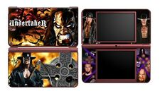 The Undertaker 335 Vinyl Decal Skin Sticker for Nintendo DSi NDSi XL LL