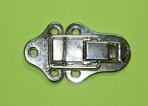 Guitar Case Replacement Latch, Heavy Duty, Nickel, New , FREE POSTAGE