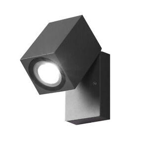 Cob 3w Led Wall Mount Light Fixture Adjustable Outdoor Lamp Garden Lighting Yard 5028516208852 Ebay