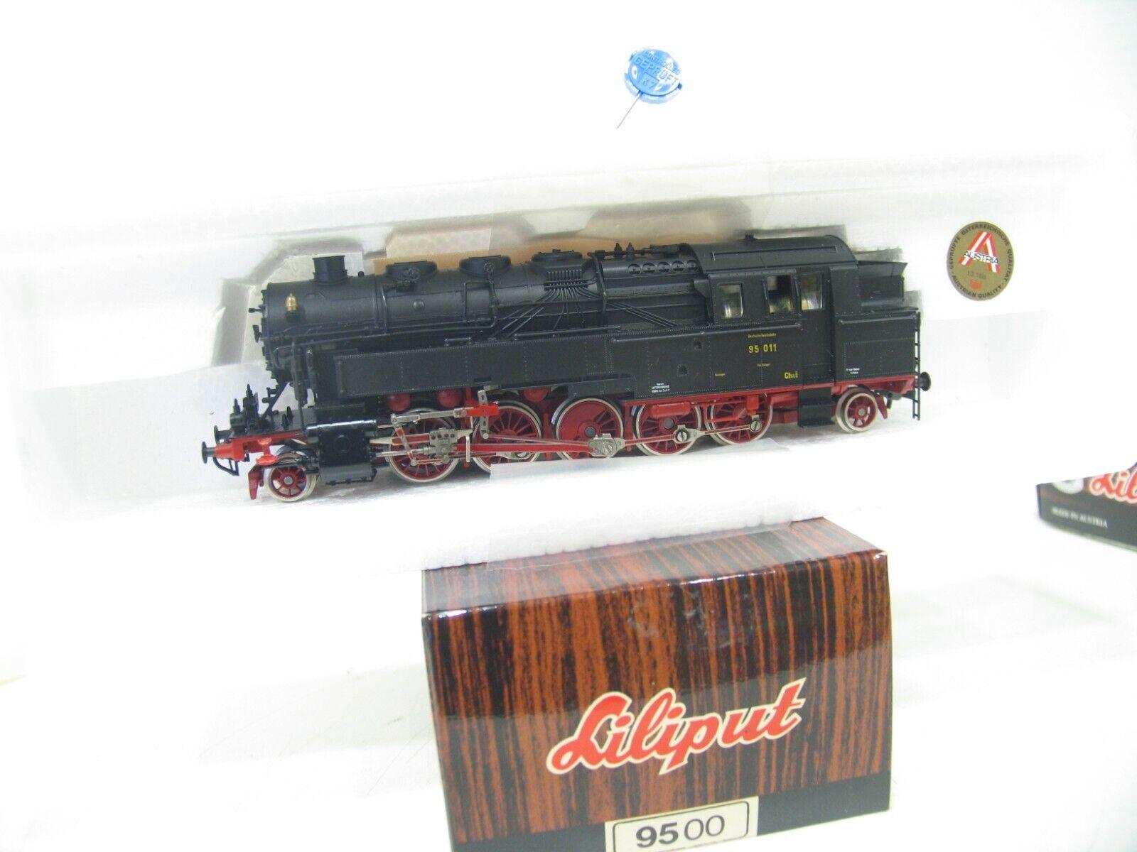 Liliput 9500 máquina de vapor br 95 011 de la nh3047 DRG