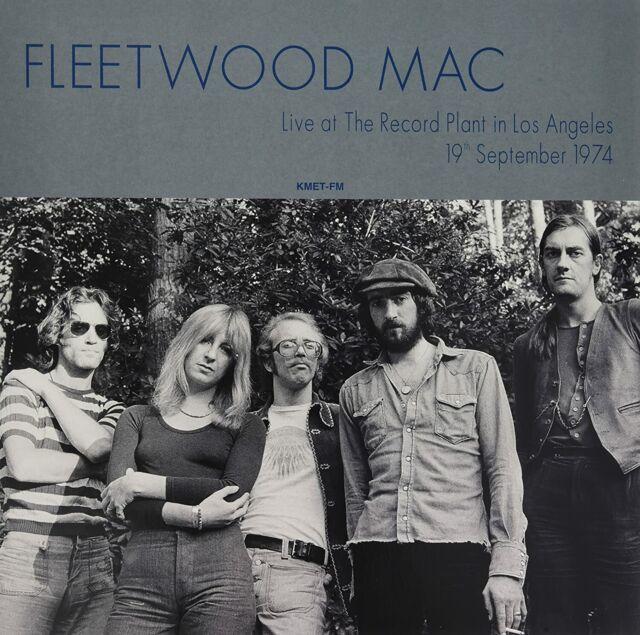 Fleetwood Mac - Live At The Record Plant, LA, 19 Sept,1974 - 180G Vinyl LP *NEW*