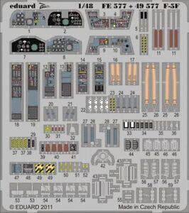Eduard-Zoom-fe577-1-48-Northrop-f-5f-Tiger-II-AFV-Club